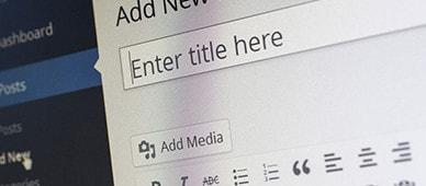 خدمات أنشاء المدونات